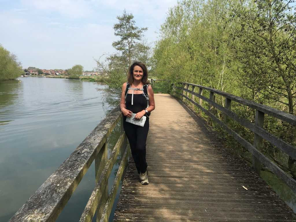 Reflections on my Thames Trail Walk