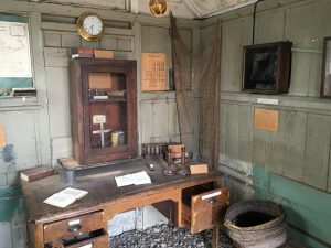 Faraday's hut