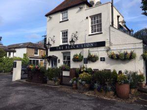 The All Blacks' pub