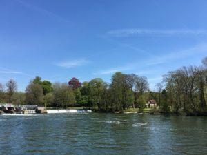 Mapledurham Lock