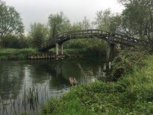 Ten Foot Bridge