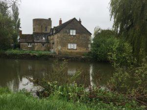 Roundhouse at Inglesham
